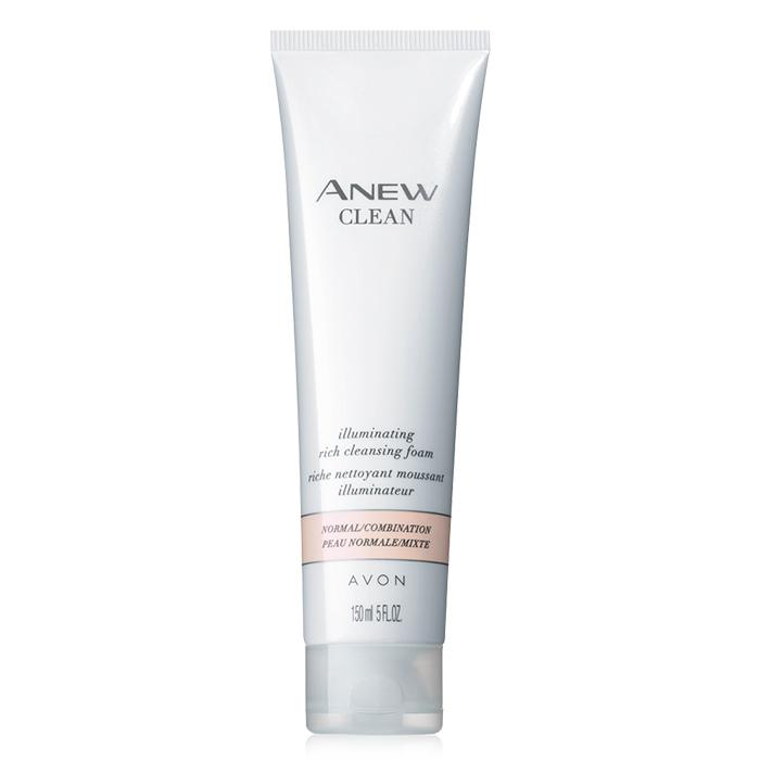 Anew Clean Illuminating Rich Cleansing Foam