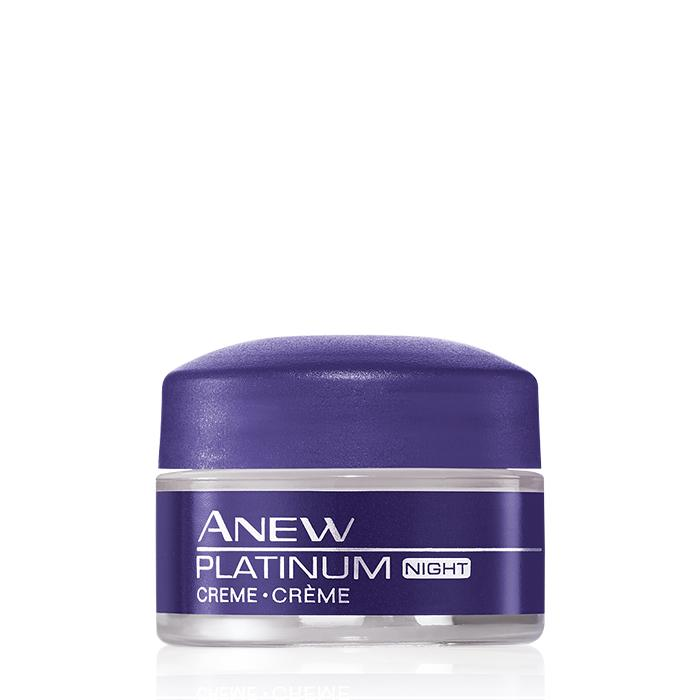 Anew Platinum Night Cream Travel Size